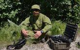 Будни снайпера на Донбассе: появилось видео с передовой АТО