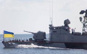 ВМС Украины решили ответить России в Азовском море