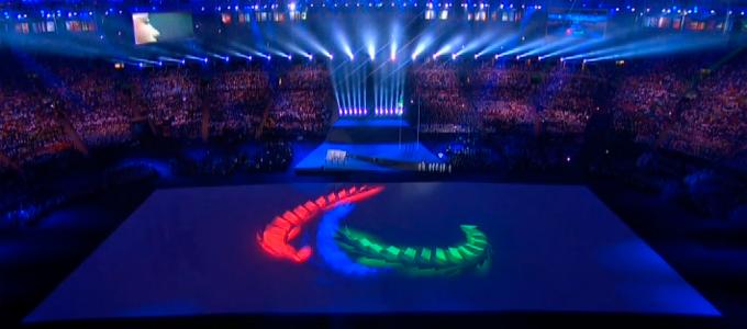 Церемония открытия Паралимпиады-2016: фото и видео из Рио (17)