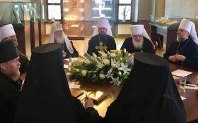 ПЦУ провела перше засідання Синоду: прийняті важливі рішення