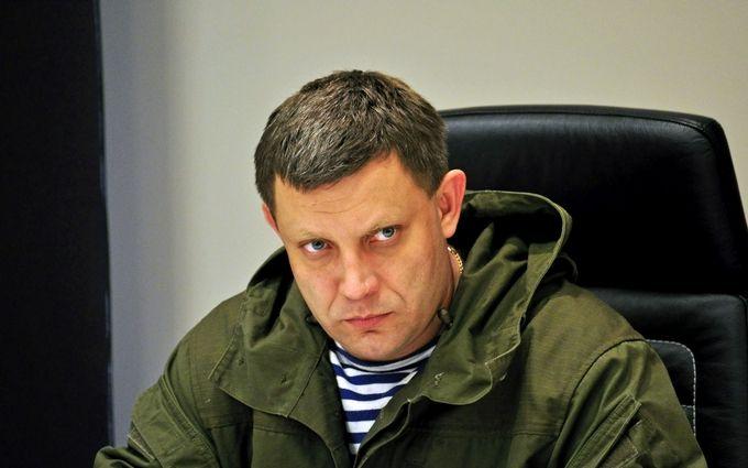 Ватажок ДНР зробив гучну заяву про вибори і Росію
