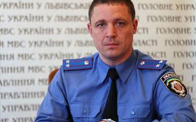 Поважний поліцейський чин на Львівщині потрапив у скандал з дитячим садком