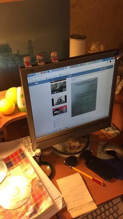 Пропагандистську ДНР-ЛНР упіймали в Києві: опубліковані фото (1)
