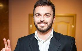 Украинский шоумен Григорий Решетник во второй раз стал отцом