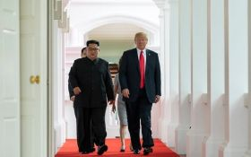 Переговоры Трампа и Ким Чен Ына - появились первые подробности