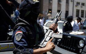 З'явилося відео з місця теракту в Єгипті