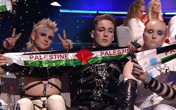 Через Мадонну та тріо з Ісландії на «Євробаченні» виник скандал