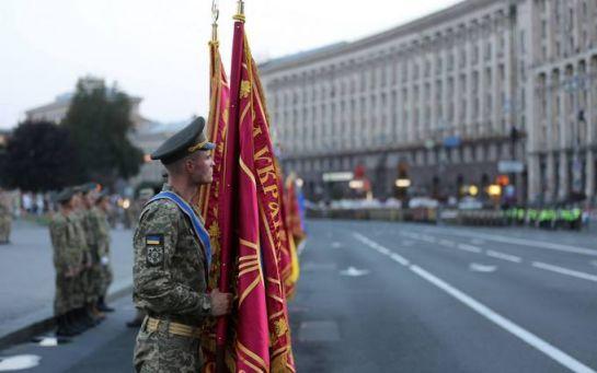 """Военный парад ко Дню независимости Украины: в Минобороны рассказали о """"сюрпризе"""""""