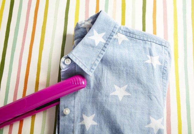 Как погладить одежду без утюга: 10 лайфхаков для ленивых (1)