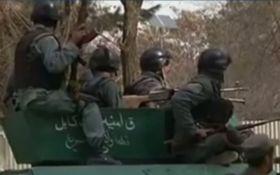 В Кабулі взяли штурмом захоплений терористами госпіталь: опубліковано відео