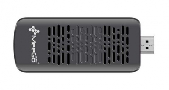 Компания MeegoPad  представила компьютер-брелок T05 Pro