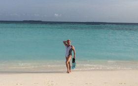 Гонтарева не внесла роскошный отпуск на Мальдивах в декларацию - журналист