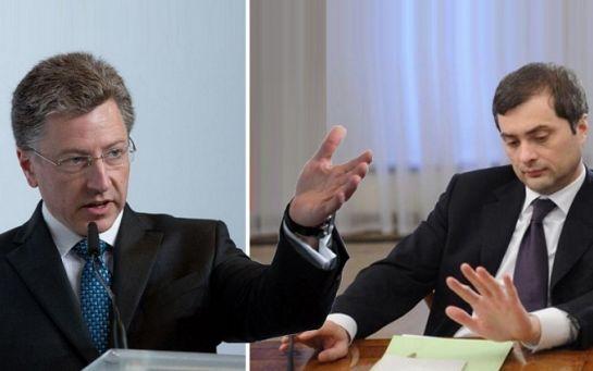 Сурков и Волкер приняли важное решение по Донбассу - Грымчак