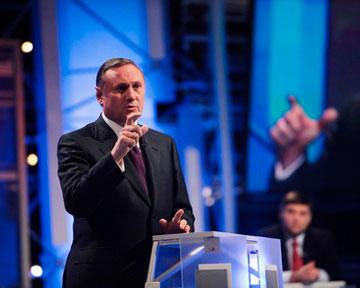 Ефремов: Заграница готовится дестабилизировать ситуацию в Украине