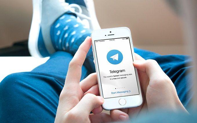 В интерфейсе Telegram появился украинский язык