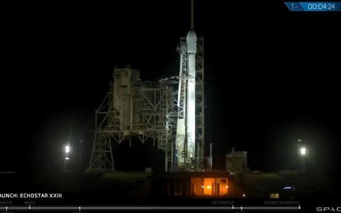 Space X успешно запустила новую ракету: опубликовано видео