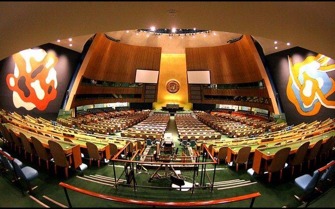 ГА ООН включила в повестку вопрос об оккупированных территориях Украины: какие страны проголосовали против