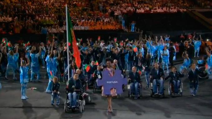 Церемония открытия Паралимпиады-2016: фото и видео из Рио (50)