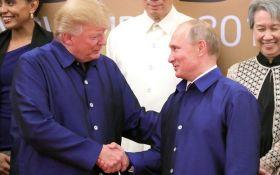 В Кремлі пояснили, чому Трамп і Путін відмовилися від повноцінних переговорів