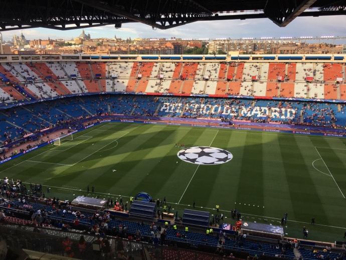 Атлетико - Реал - 2-1: онлайн матчу 1/2 фіналу Ліги чемпіонів (2)