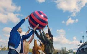 Украина презентовала официальный ролик к Евровидению