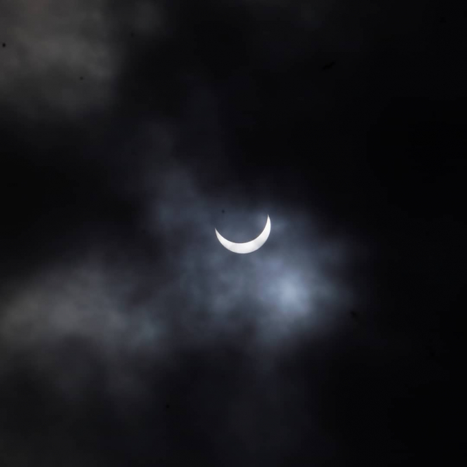 Як пройшло повне сонячне затемнення 2020 року - вражаючі фото вогняного кільця (5)