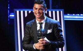 ФИФА назвала лучшего футболиста 2017 года