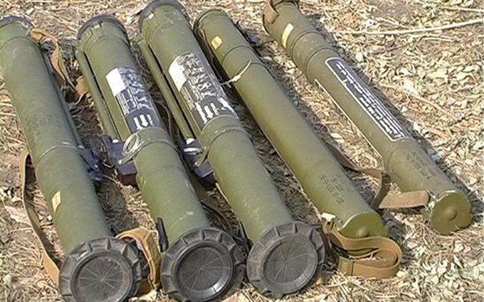 Вибух гранатомета на полігоні в Рівному: з'явилися подробиці і відео