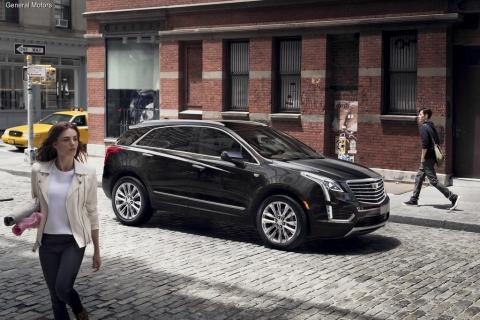 Cadillac анонсувала новий люксовий кросовер (1)