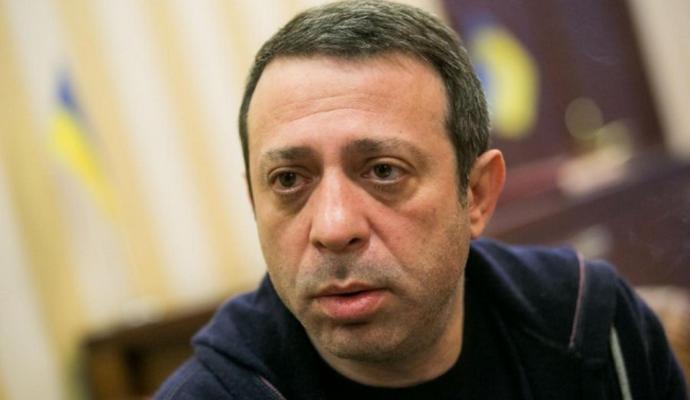 Геннадія Корбана доставили в слідчий ізолятор