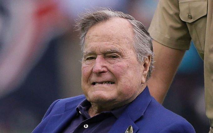 В США экстренно госпитализировали бывшего президента
