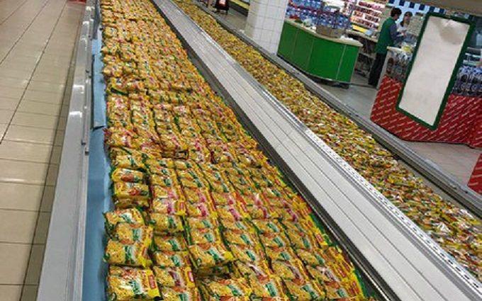 """""""Прекрасное"""" будущее ДНР: появились яркие фото из донецкого супермаркета"""