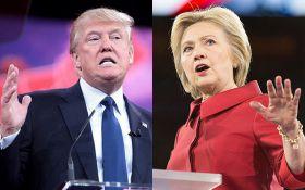 """""""Фокусы"""" выборов в США: появилась новая важная деталь о Клинтон и Трампе"""