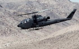 У Греції розбився військовий вертоліт: загинуло четверо офіцерів