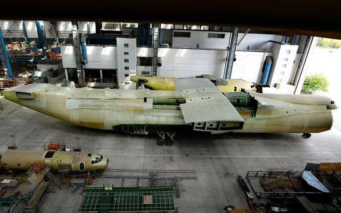 Україна знайшла країну, для якої будуватиме літаки: опубліковані фото