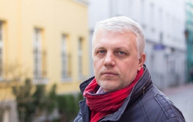 Загибель журналіста Шеремета: з'явилося відео з його палаючим авто