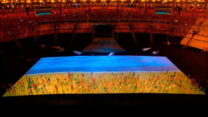 Церемония открытия Паралимпиады-2016: фото и видео из Рио (70)
