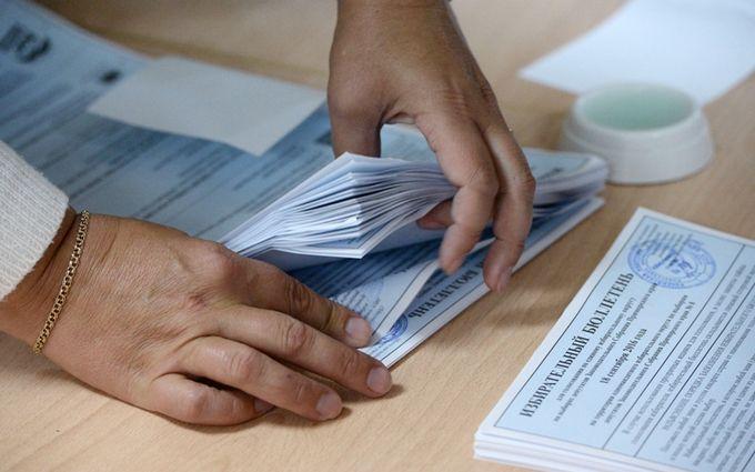 Екзит-поли на виборах в Росії: в Думу проходять чотири партії