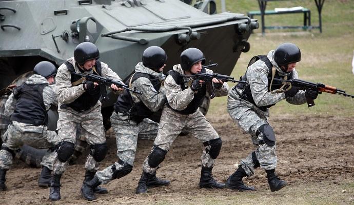 На базі Нацгвардії буде створено аналог американських бригад військових