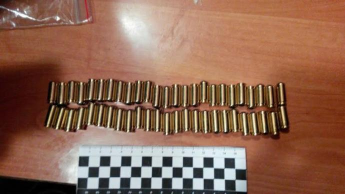 Прокуратура Киева обнаружила пистолет и патроны Чечетова (1)