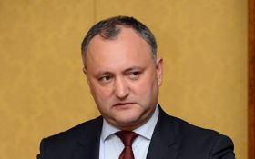 Президент Молдовы расстроил Путина словами о Крыме
