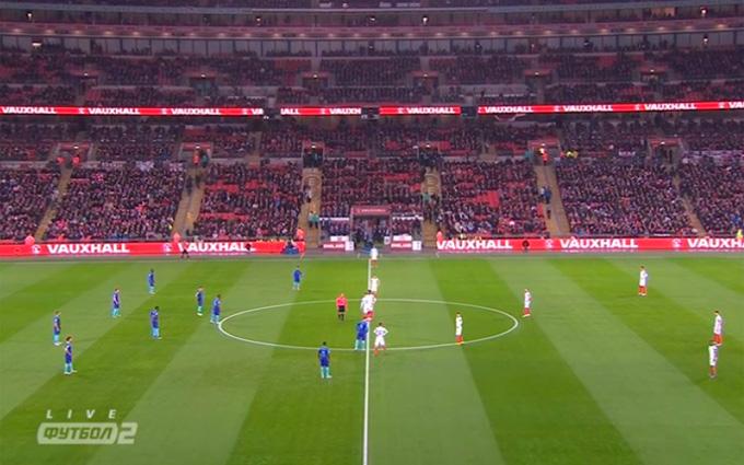 Англия - Нидерланды - 1-2: неудача на