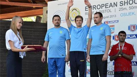 Пулевая стрельба. Еще четыре медали для Украины на чемпионате Европы Сегодня, 2 августа, в Осиеке (Хорватия) завершились чемпионат и юниорское первенств...