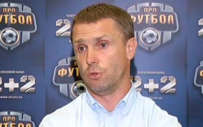 """Ребров назвав причини поганої гри """"Динамо"""""""
