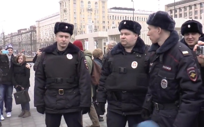 Москвичи обратились к Савченко и пожелали плохого Путину: появилось видео