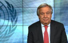 Генсек ООН звернувся до світу з сигналом тривоги