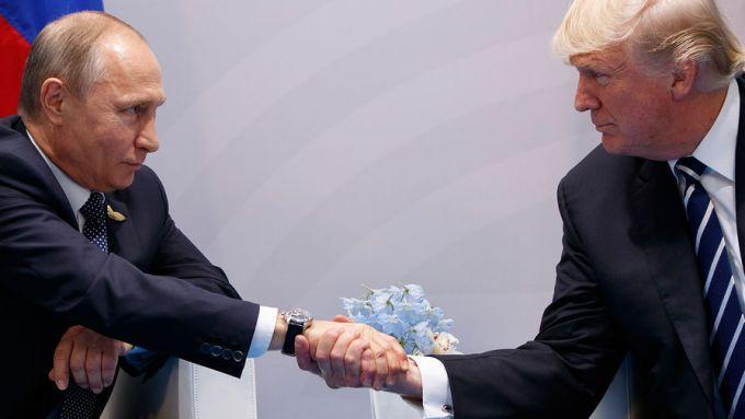 Трамп розповів про зміст другої розмови зПутіним насаміті G20