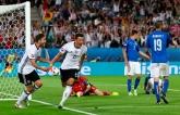 Германия драматически победила Италию в четвертьфинале Евро-2016: опубликовано видео