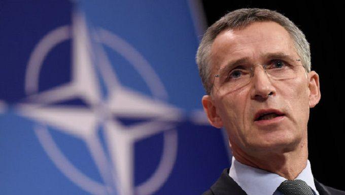 Генсек НАТО намерен встретится с Порошенко
