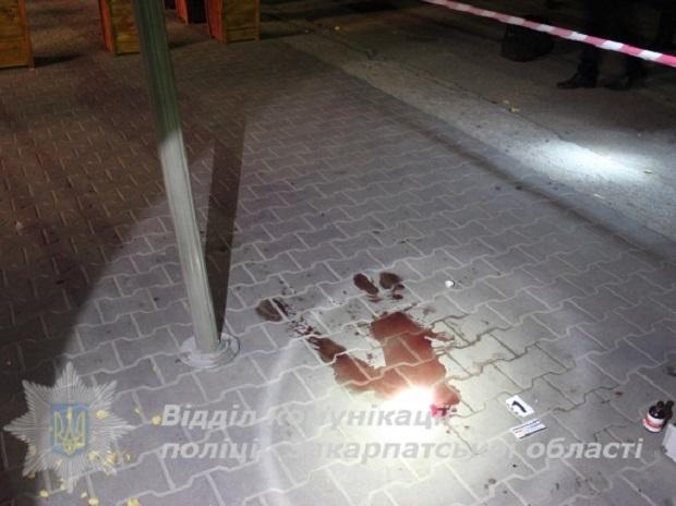 Стрілянина на Закарпатті: з'явилися фото і подробиці від поліції (1)